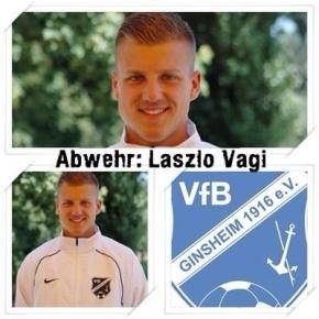 Auf gleicher Höhe mit: LászlóVági