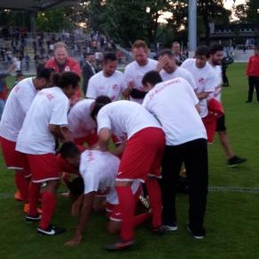 Frankfurts Nummer drei: Rot-Weiss zurück in derHessenliga